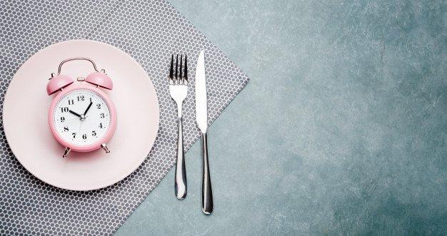 5kg afvallen intermittent fasting