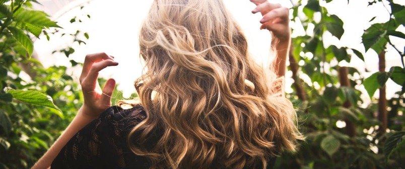 kokosolie in het haar