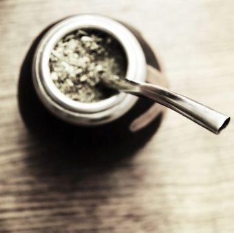 maté thee in kalabas
