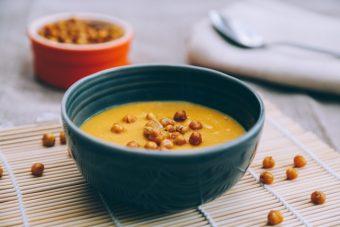 soepdieet soep kikkererwten