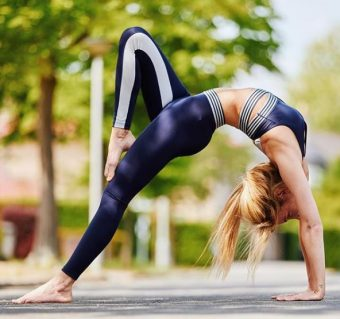 steffi vertriest yoga